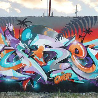 Graffiti/Arte Urbana/Lettering Graffiti por Chure