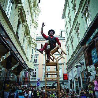 Santos Circus Show por Katay Santos