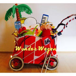 WunderWagon Show von Mademoiselle Gabrielle
