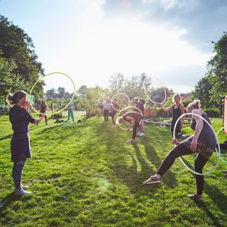 Hula Hoop Workshop by Kristin Lahoop