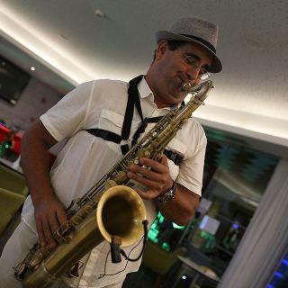 Música ao Vivo com Saxofone von Rui Sax