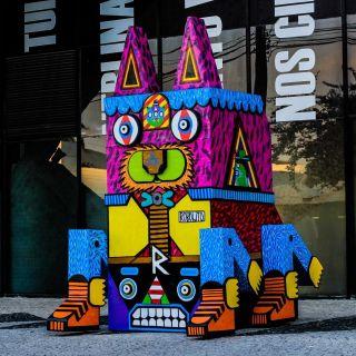 Instalação/Escultura por Robolito