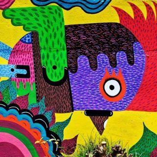 Pintura de Mural / Ilustração by Robolito