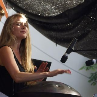 Handpan Concert by Rafael Sotomayor & Kate Stone - Handpan