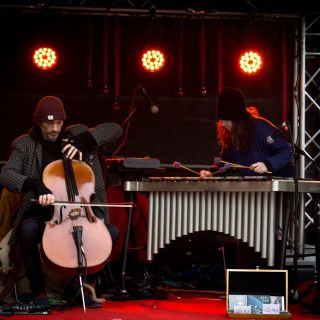 RE!SE: Vibraphone/Cello Live Duo by Anna Morley