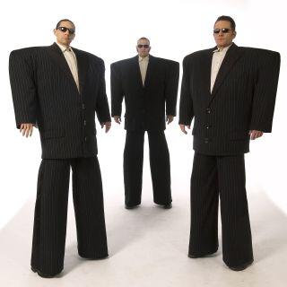 Die Gentlemen by Foolpool