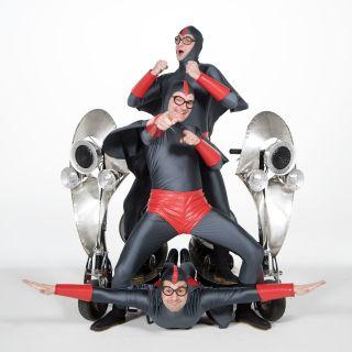 Die Service Superhelden by Foolpool