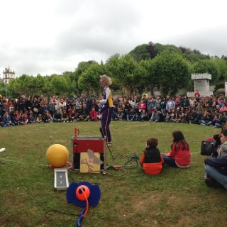 Funny, skilful circus shows by Fanzini Productions