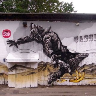 Murals for indoors or outdoors von Falk Land
