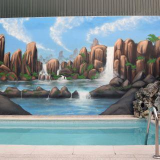 Arte de Rua/ Pintura de Graffiti von Zela