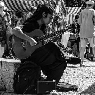 Acoustic Guitar Concert von Jesus Herrera