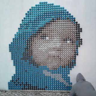 Instalações com Materiais Reciclados por Alexandre Rola