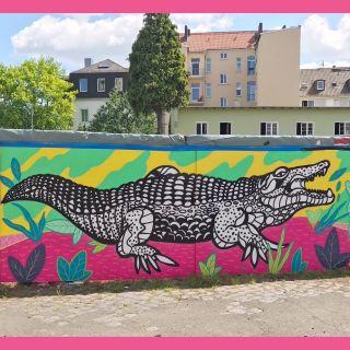 Street Art von Casiegraphics