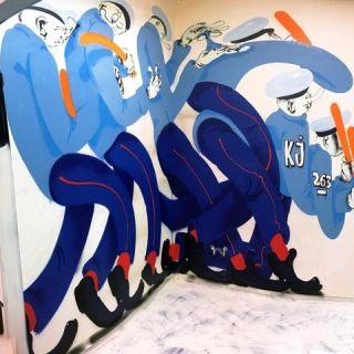 Live Painting von KJ263