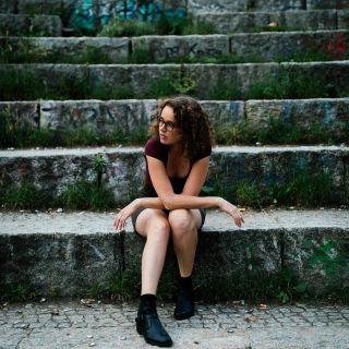 Gut gelauntes Singer-Songwriter Konzert von Georgie Fisher