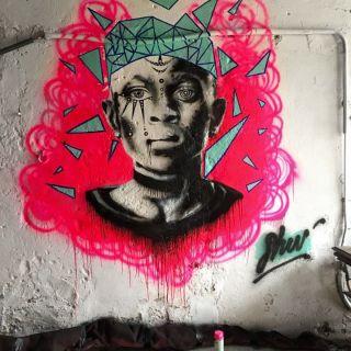 Murals von Shev Lunatic
