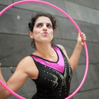 Hula Hoop Performance by Ka Whoops