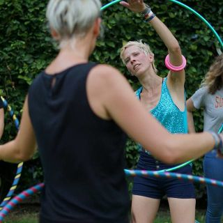 Hula Hoop Workshop by Nina Hula