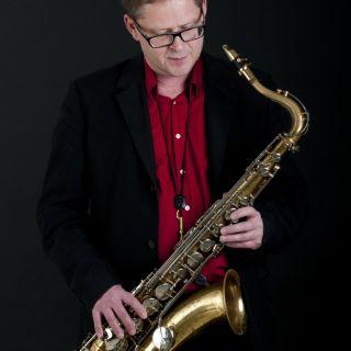 Saxophone Solo Konzert von Rainer Theobald