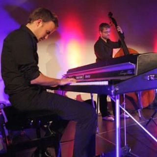 Live Jazz-Trio + Gesang oder Saxofon von milestones Jazzband