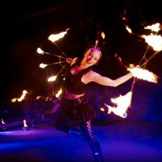 FireCircus por LaLuz