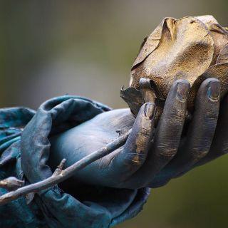 Estátua Viva von Met.amor.phosis