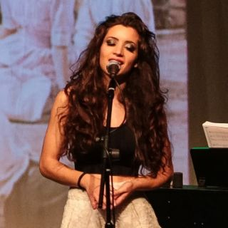 Solo concerts with voice and piano by Ana Baguim