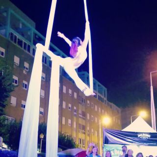 Silks Performance by Kathleen Doherty