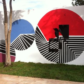 Murals for indoors or outdoors von Guillermo S. Quintana