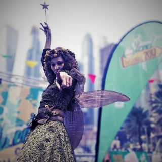 The Golden Fairy Walk Act by The Golden Fairy