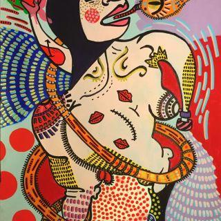 Artwork von Los Pepes Studio
