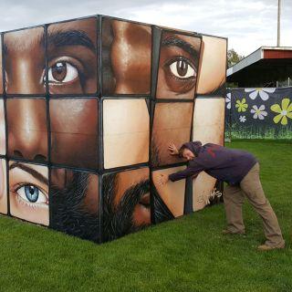 Street Art Muralism by Chemis