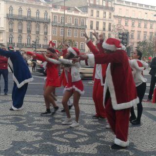 Flashmobs por Angels of Dance