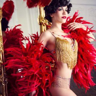 Burlesque Show by Anja Pavlova