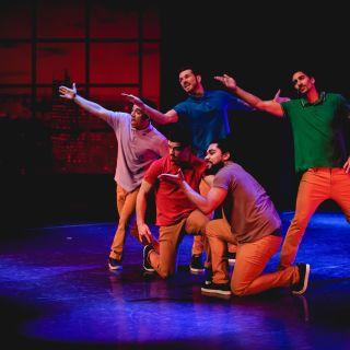 Dance show von MOMENTUM CREW