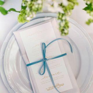 Calligraphy for Weddings por Ana Luiza