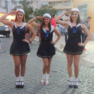 The Sailors Show von Angels of Dance