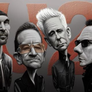 Portraits and Caricatures by Rui Zilhão