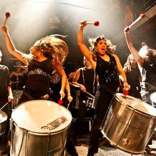 Drum show by Quinta Feira