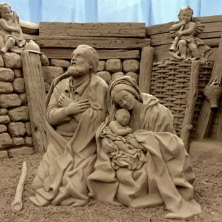 Sand sculpture Design and Workshops by Pedro Mira