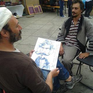 Caricature Workshop  by Héctor
