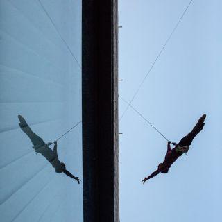 Vertical Dance by Magalie