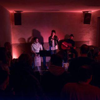 Singer Songwriter Konzert von DIPTYCH