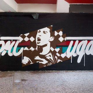 Lisbon Street Art Tour Book A Street Artist