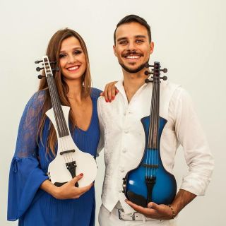 Blue & White Strings Duet profile picture