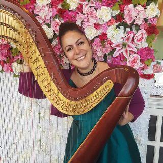 Chiara Capobianco Harpist  profile picture