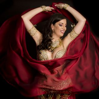 Safiyah Bellydance Artist profile picture