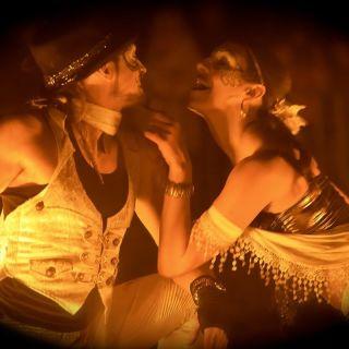 Sparkling Swing Show von JAGO & L-ION