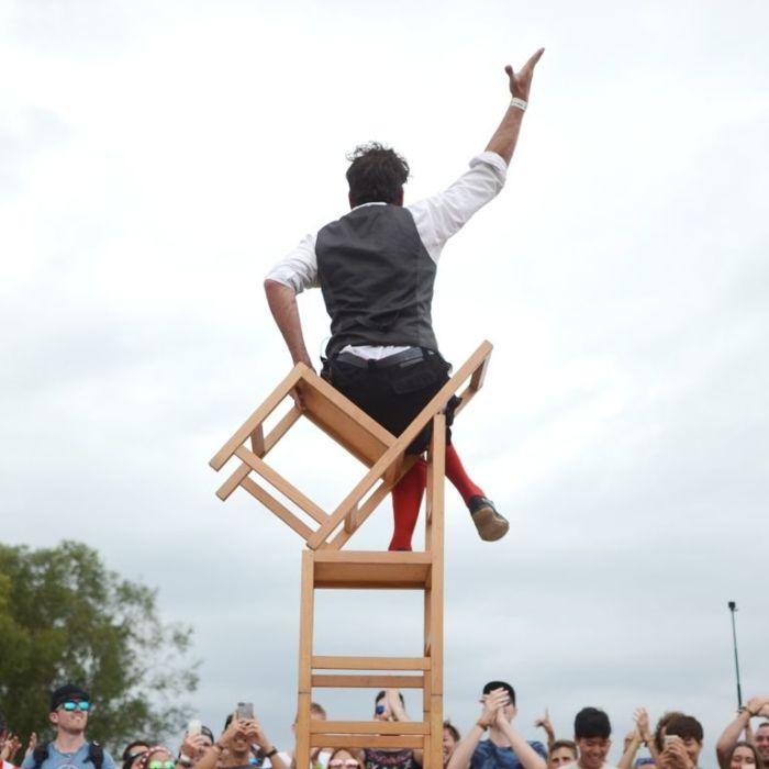 Santos Circus Show highlight