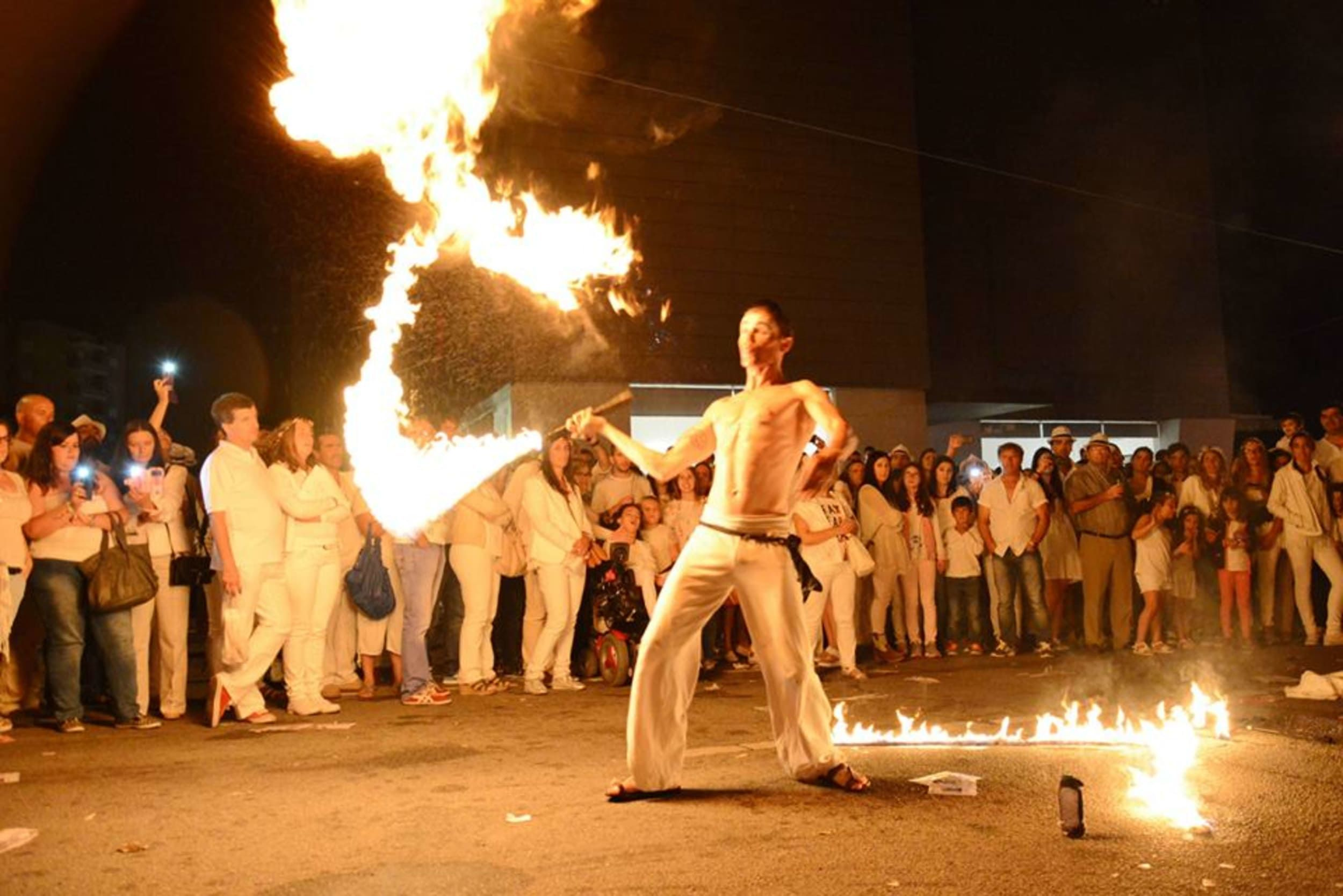 Image result for fire show